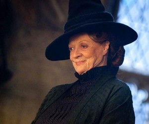 harry potter and professor mcgonagall image