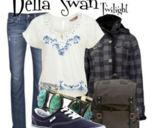 bella, movie, and outfits image