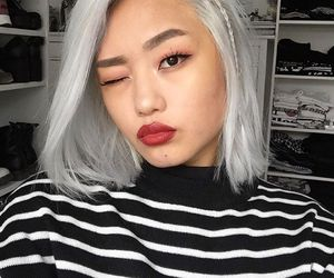 asian, girl, and fashion image