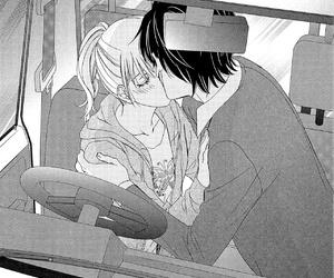 kiss, manga, and shoujo image