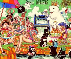one piece, anime, and manga image