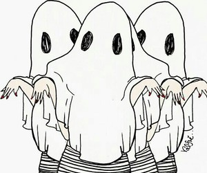ghost, girl, and valfre image
