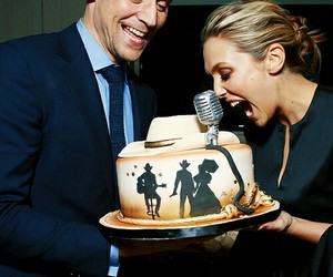 tom hiddleston and elizabeth olsen image