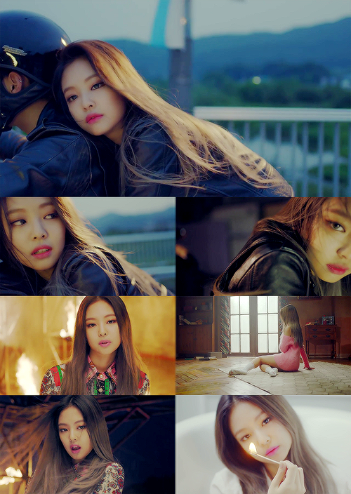Jennie Playing With Fire Mv On We Heart It