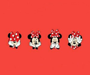 minnie, mouse, and disney image