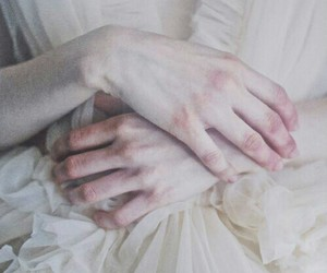 aesthetic, angel, and pale image