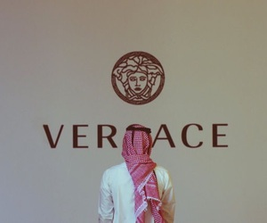 Versace, arab, and saudi image