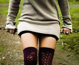 girl and legs image