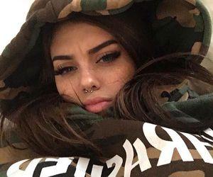 girl, tumblr, and sahar luna image