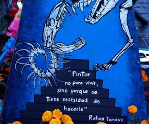 dia de muertos, tradicion, and ofrenda image
