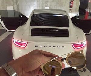 car, porsche, and luxury image