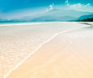 beach, brazil, and ideal image