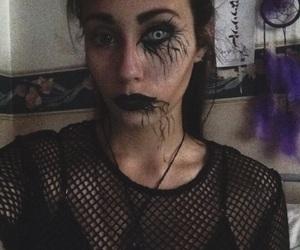 art, dark, and goth image