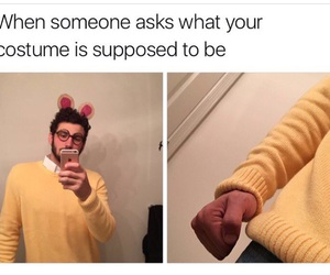 funny, Halloween, and meme image