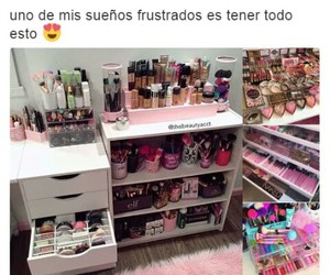 divertido, funny, and maquillaje image