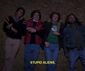 that 70s show, aliens, and grunge image