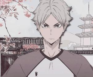 anime, manga, and haikyuu image