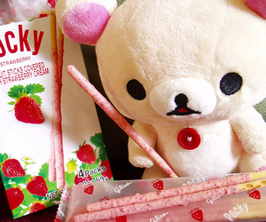 pocky, cute, and kawaii image