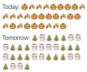 christmas, funny, and Halloween image