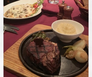 Mexico City, steak, and cdmx image