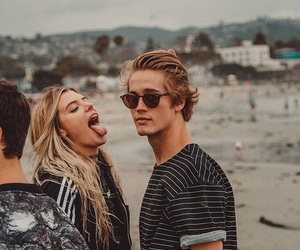 boy, neels visser, and girl image