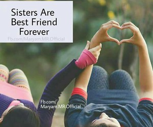 bffs, sisterhood, and sisters image