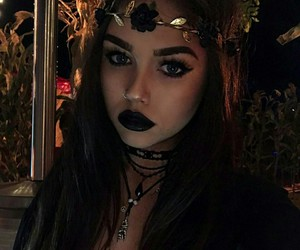 maggie lindemann, Halloween, and icon image