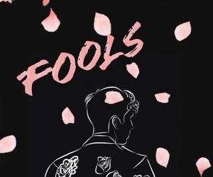 fools, pink, and troye sivan image
