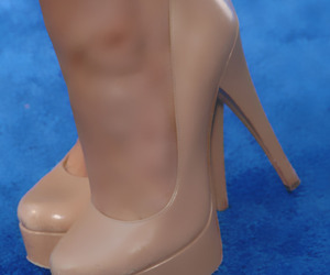 heels, shoes, and ariana grande image