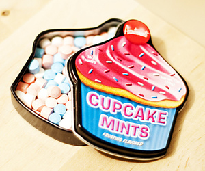 cupcake, mints, and cute image