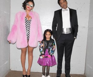 beyoncé, blue ivy, and barbie image