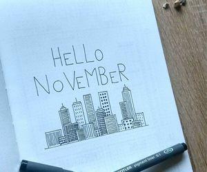 hello, november, and welcome image