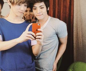 SHINee, exo, and luhan image