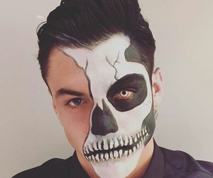 Halloween, grayson dolan, and dolan twins image