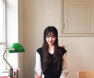 asian, korean, and sweet image