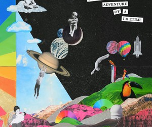 coldplay and music image
