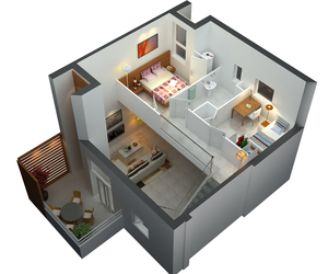 sims 4 and 3d floor plans image