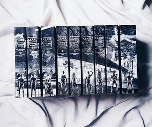 books and shadowhunters image