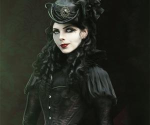 alternative, art, and goth image