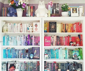 books and life image