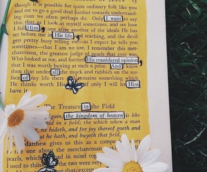 aesthetic, poetry, and blackout poetry image