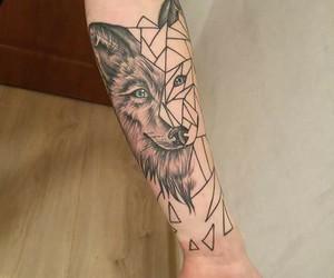 pale, pretty, and tatto image