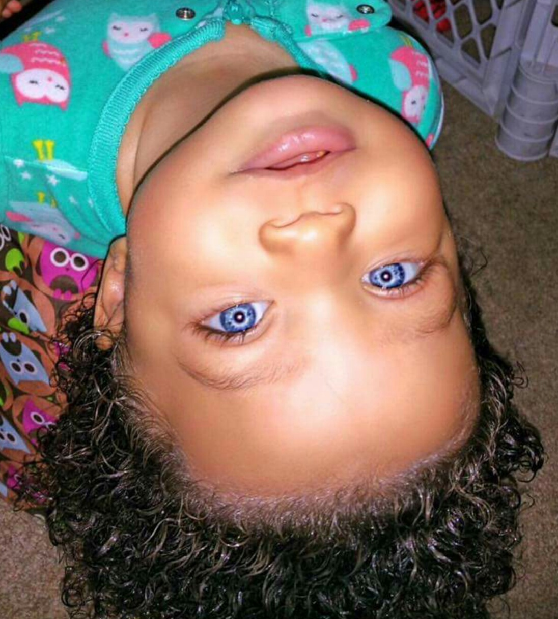 dress - Baby Mixed girl with green eyes pictures video