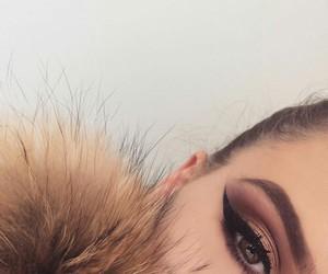 bronze and makeup image