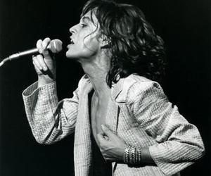 mick jagger, music, and rock image