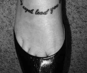 black and white, tattoo, and jimmy eat world image