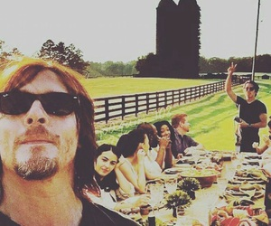 the walking dead, norman reedus, and twd image