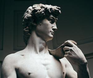 art, david, and film image