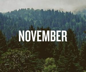 november image