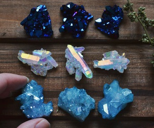 crystal, magic, and minerals image